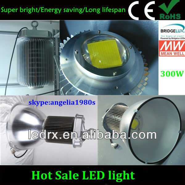 new model high brightness led factory light 300W1500W halogen metal halide high pressure sodium light replacement CE ROHS IES