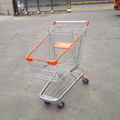 German style shopping trolleys with four wheels