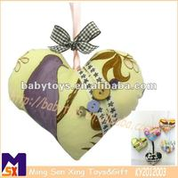 decorative hanging heart,Decorative Heart Door Hanger