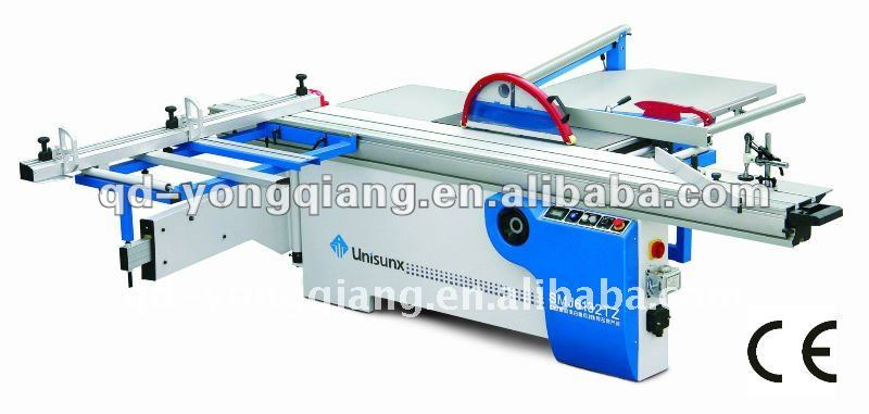 Panel saw Unisunx SMJ6132TZ Sliding table wood cutting machine