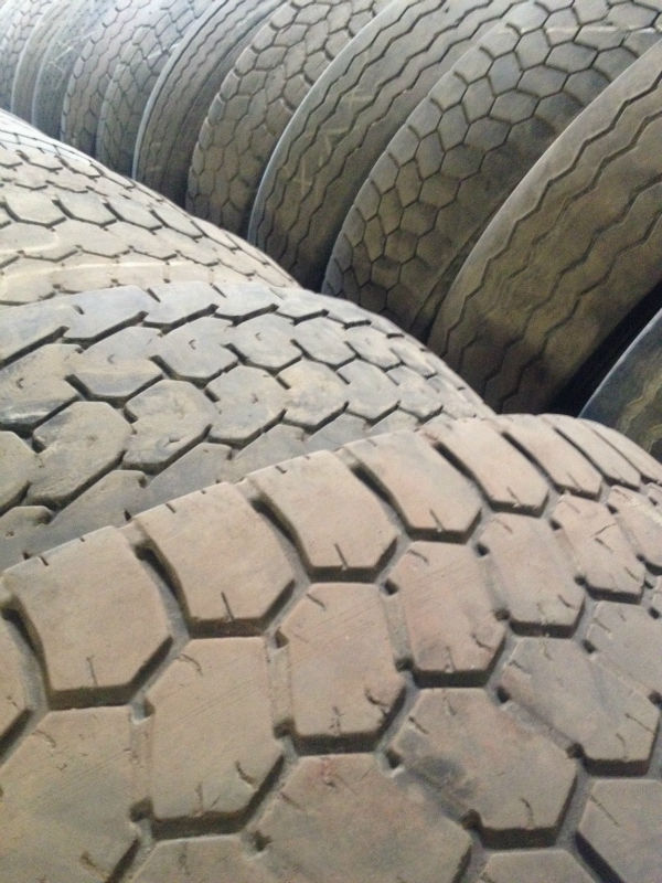 Used Commercial Truck Tires - BEST PRICE !