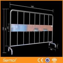 parking lot fence/wire fence design/cheap metal temporary fence