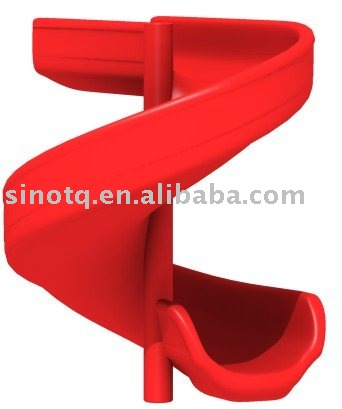 newly chindren plastic outdoor play component