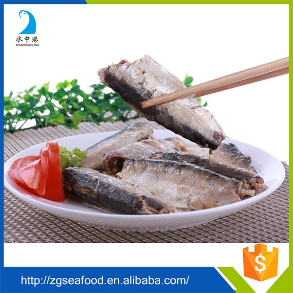 Supply Canned fish manufacture canned fish oil sauce brine sardine latin america