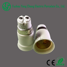 Bulb adaptor type socket B22 to E27 converter