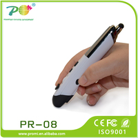 High quality fancy business gift item, optical wireless mouse,usb wireless pen mouse with laser pointer
