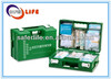 Promotional First Aid Kit Professional Emergency Case Olympia First Aid Kit Team Premium with Lock ABS Box