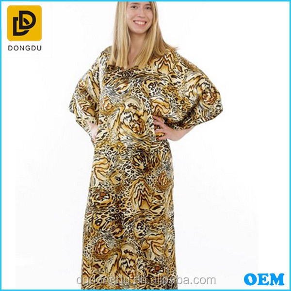 2016 animal print kaftan DD-K550