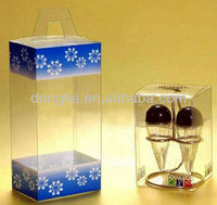 well-designed plastic packing box for perfume