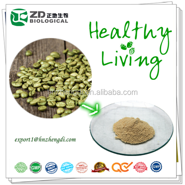 Chinese Slimming Coffee extract Chlorogenic acid 25%