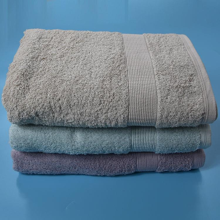 100% Egyptian cotton towel