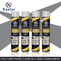 construction polyurethane foam sealant
