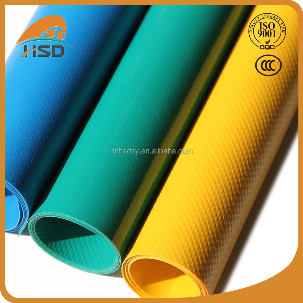 China factory price tarpaulin vinyl pvc fire retardant