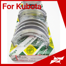 For Kubota D1105 engine parts con rod bearing