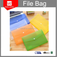 Hot selling pp file bag from professional manufacturer