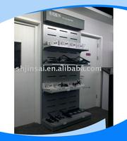 Metal AV accessories display rack