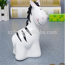 Custom PVC animal shaped itazura coin bank piggy bank money boxes