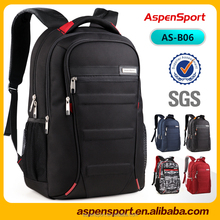 2015 High quality laptop backpack bag school bags