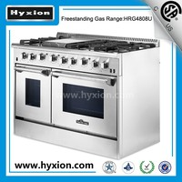 Luxury Stainless steel 48 inch universal cooking range