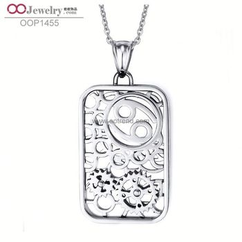 Plastic Pendant Leather Necklac Markazit Kolye Budda Charms For Whlesales