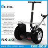 20 inch cushion tire balance scooter with OLED display and host alarm