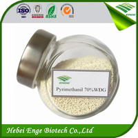 Hot Sale Classic Systemic Fungicide Pyrimethanil 70% WDG