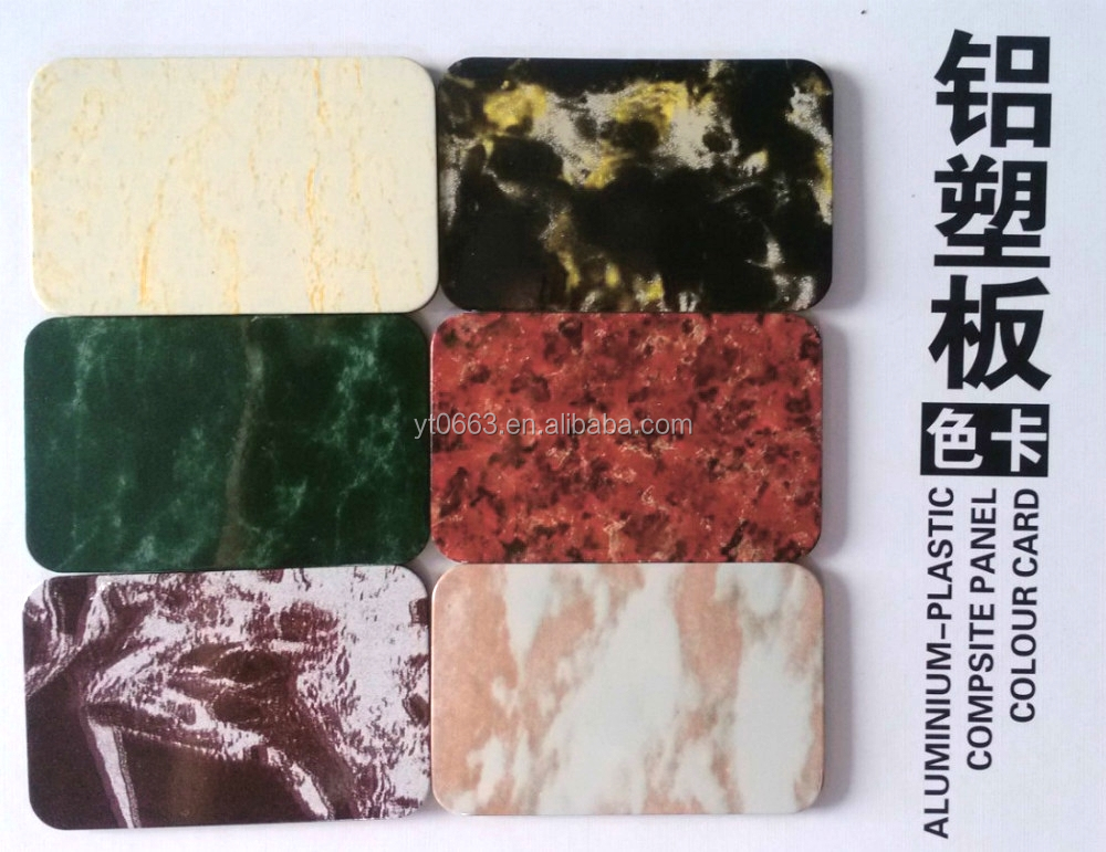 Marble granite ACP wall paneling interior decoration material