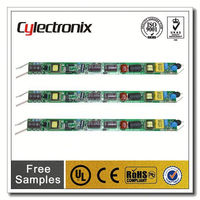 non-isolated high PF0.9 ce ul led driver 2014 led tube 8 light www .xxx co