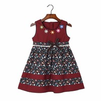 2017 New Products Children Party Frock