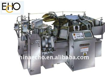 premade pouch fill-seal-vacuum packing machinery