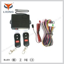 Passive Keyless Entry System, Push Start keyless entry system for car auto smart keyless entry system