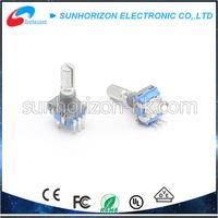 Absolute K type shaft mini rotary encoder micro optical incremental shaft encoder 24v