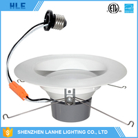 latest product of china dimming 8w 10w 12w 18w cob led ceiling down light