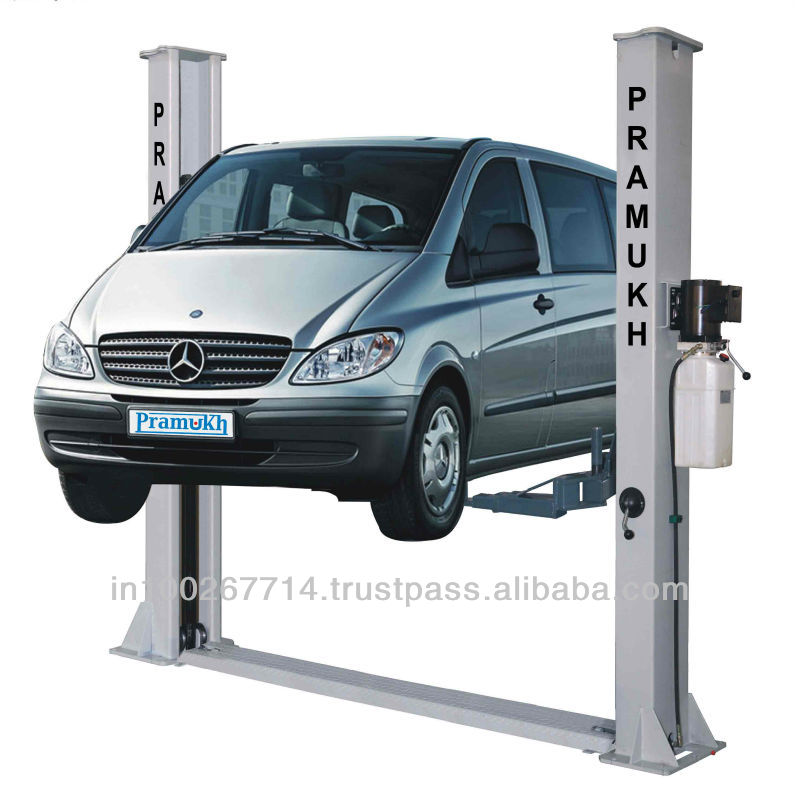 Hydraulic Two Post Car Lift (With Base Cover)