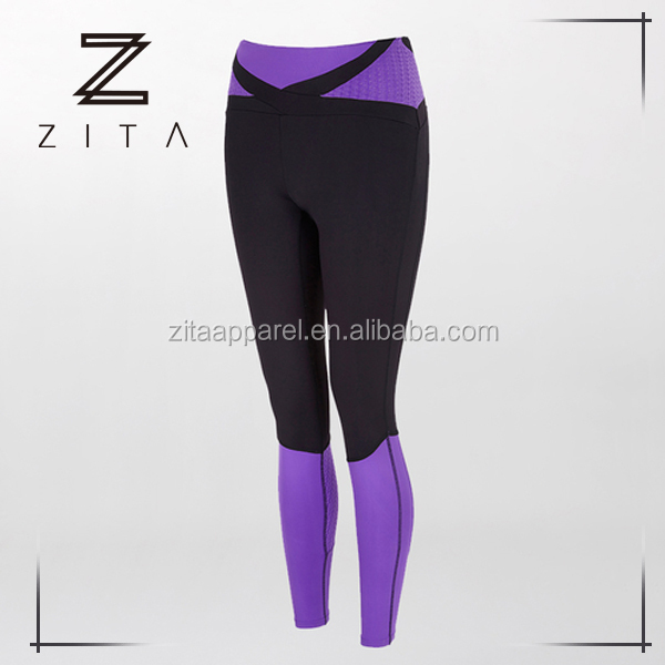 OEM latest design yoga wear custom sports under wear wholesale gym leggings for women