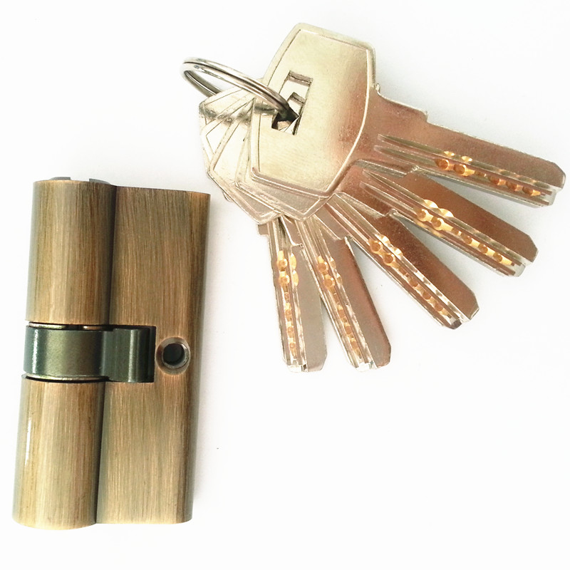 brass lock lockey digital door lock ROOT-LOCK