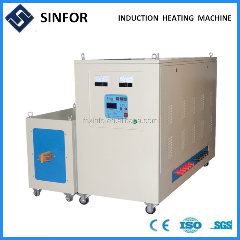 Induction Heating Quenching Machine Rollers Hardening/Forging/Brazing Machine