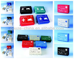 emergency first aid case/kit/bag/box/equipment refills