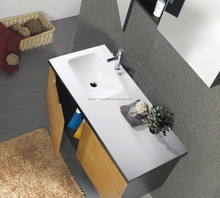 acrylic one piece bathroom sink and countertop