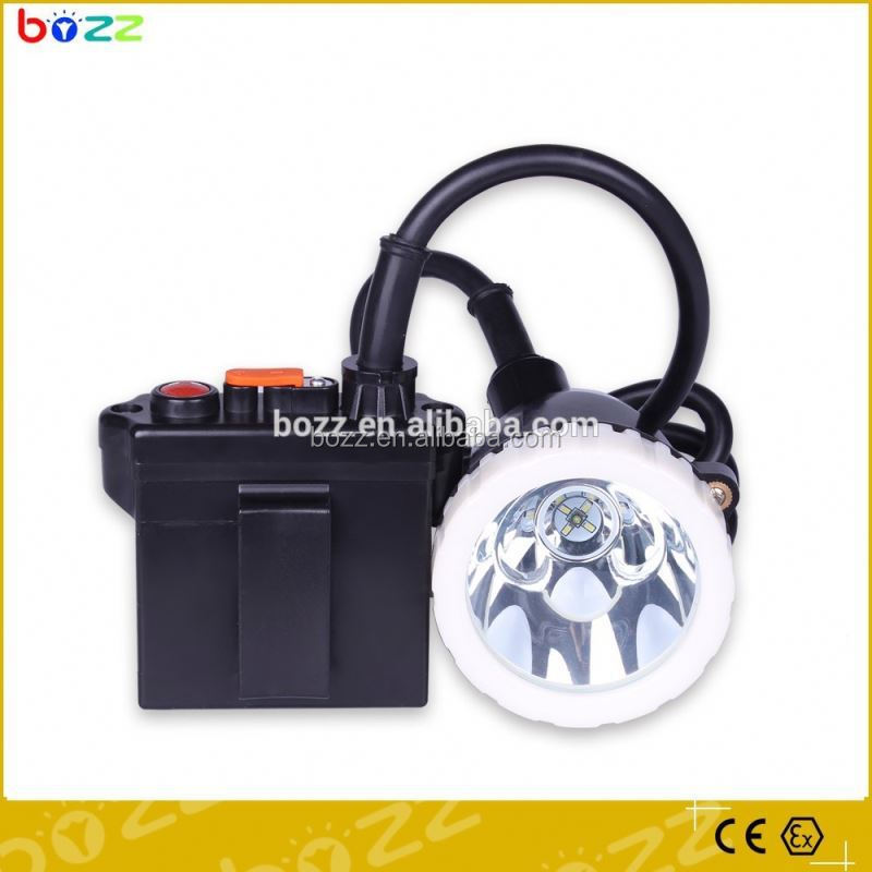 10000lux mining lamp with 1.4m cable li-ion mining lamp
