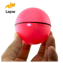 New product 2017 Led magic Ball Cat Laser Toy