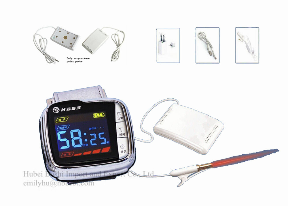 high blood viscosity arthritis and all kinds of body pain latest laser electronic devices