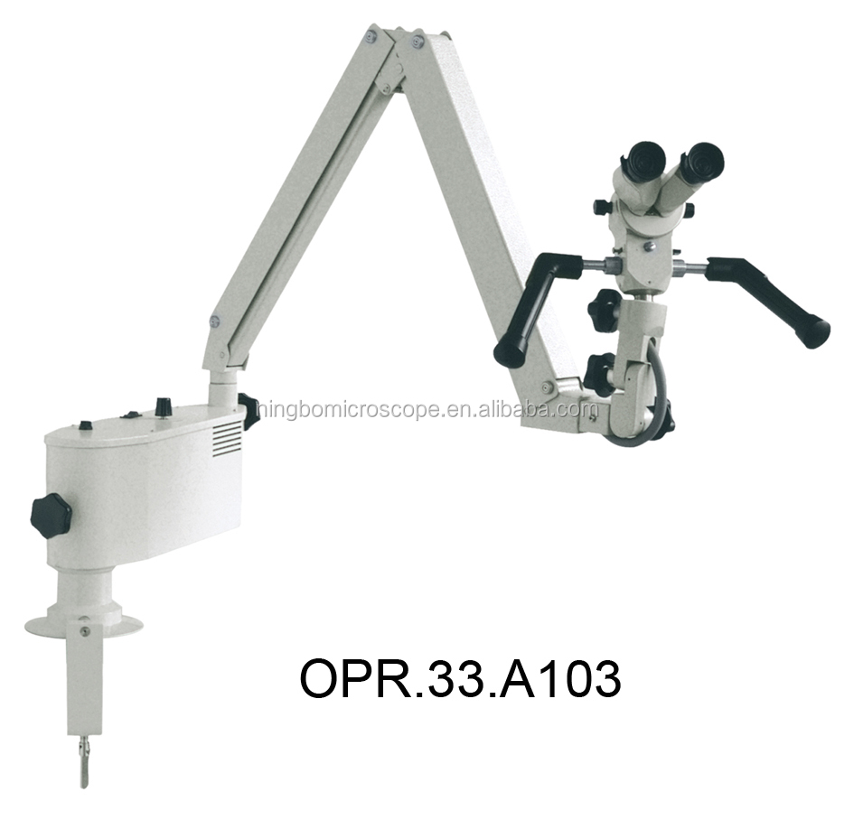 Portable ENT Operating Microscope OPR.33.A103