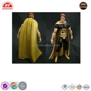 Custom Made High Quality Plastic Famous Action Charater Figure