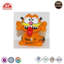 Toys for kid Action Figure Garfield Sticking His Tongue Out Plastic