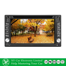 Car DVD Players Bluetooth MP5 GPS,6.2 Inch ,12v,dvd car XY-D2062