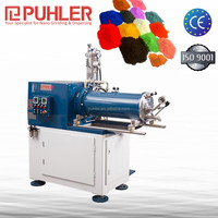 Puhler High Flow Nano Mill Super Fine / Sleeve Rotor Pin Type Lab Sand Mill