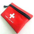 First aid kit with high quality first aid dressing