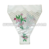 Clear OPP Transparent Flower Sleeve/Floral Wrap/Bouquet Wrapping Single Rose Package