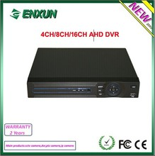new product 720P ahd dvr 16ch for AHD camera